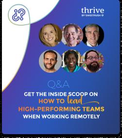 Leading Remote Teams